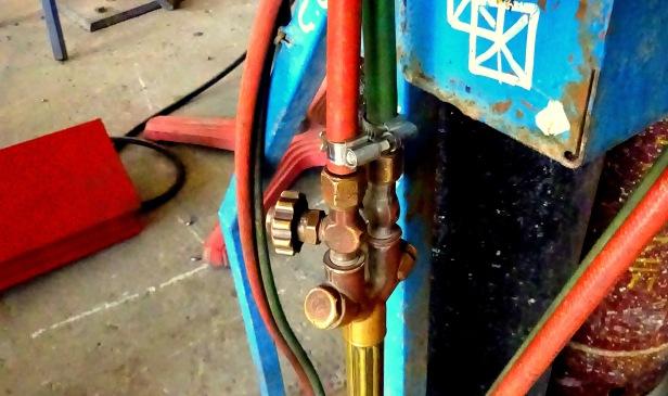 Cutting Torch Hazards 57